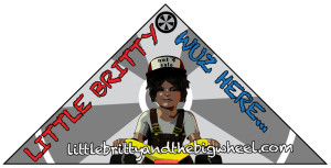 little-britty-wuz-here