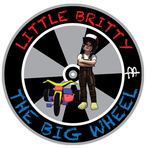 little b and the big wheel post